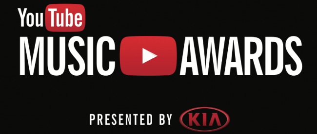 YouTube Music Awards, el nuevo formato inventado por Youtube