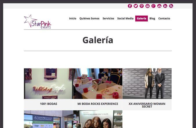 Galería de Sta Pink Events