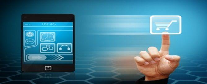 El Smartphone cada vez más utilizado en España para comprar en Internet