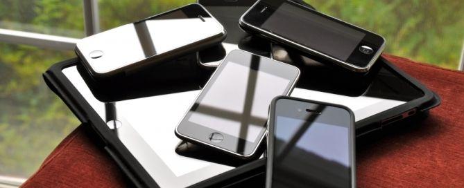 Los dispositivos móviles superan al PC
