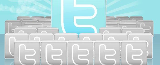 cuenta de twitter