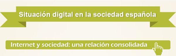 la sociedad española y lo digital
