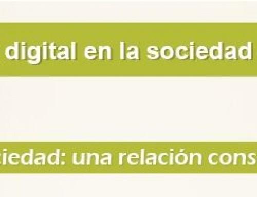 Situación digital en la sociedad española [Infografía]