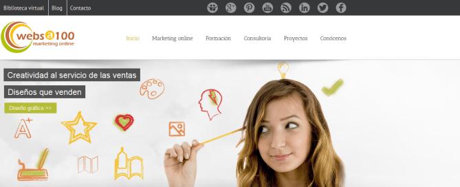 Websa100 se renueva y cambia de imagen