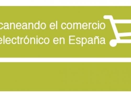 Escaneando el comercio electrónico en España