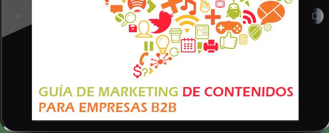 ebook sobre marketing de contenidos