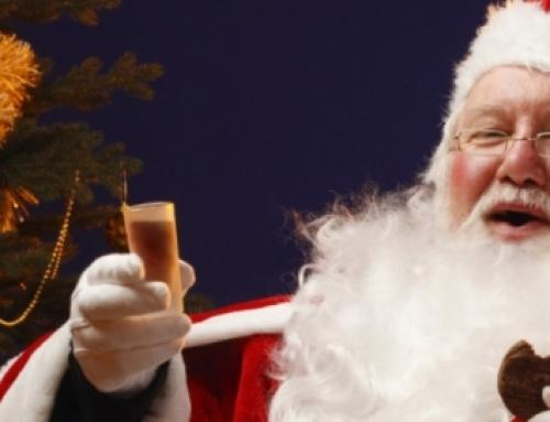 Papá Noel tiene un mensaje para ti… ¡y timbrará en tu puerta!