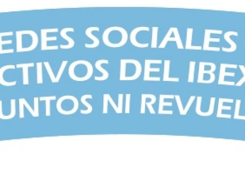Redes sociales y directivos del Ibex 35: ni juntos ni revueltos [Infografía]