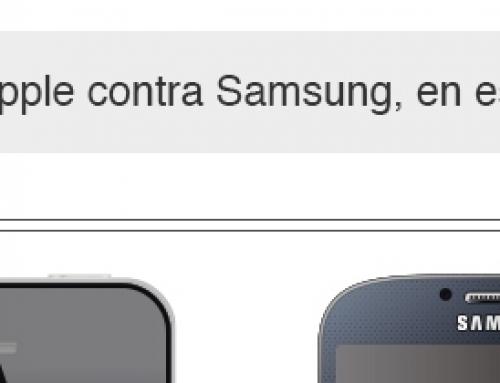 La guerra Apple contra Samsung, en una infografía