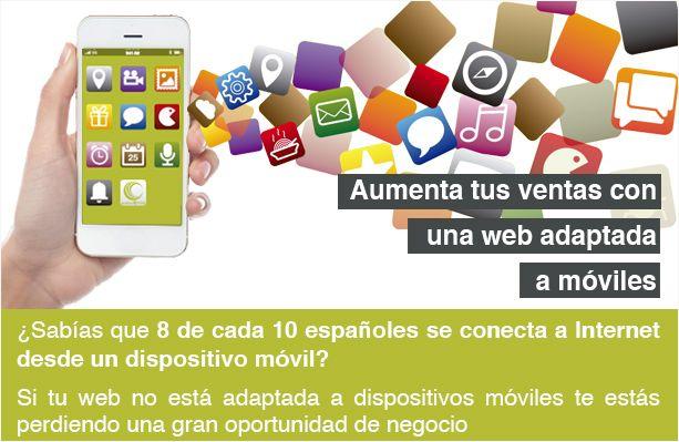 Adaptación web a móviles