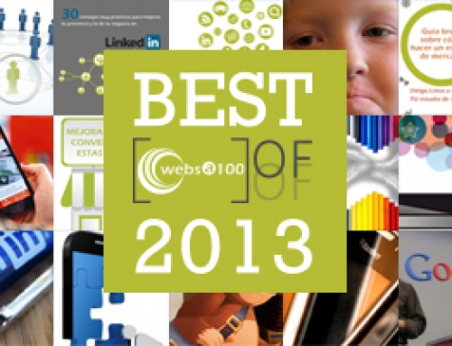 Lo mejor del 2013 en Websa100
