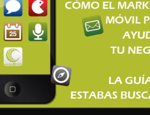 Cómo el marketing móvil puede ayudar a tu negocio. La guía que estabas buscando