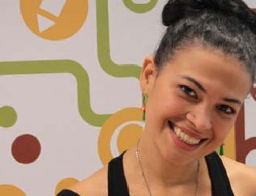 Rebeca Castillo, nuestra especialista en edición de video y diseño gráfico
