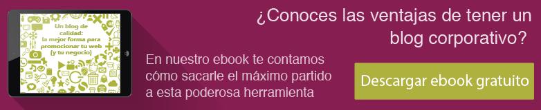 Descargar ebook gratuito ventajas de tener un blog corporativo