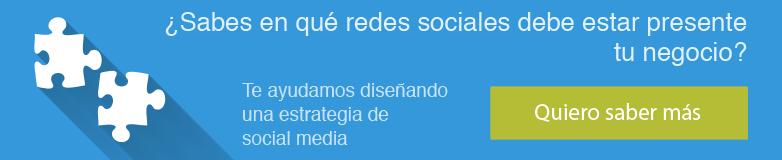 Ver servicio gestión social media