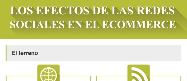 efecftos del social media en el ecommerce