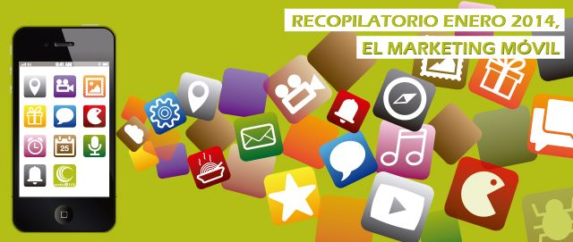 enero 2014 en websa100: el marketing móvil