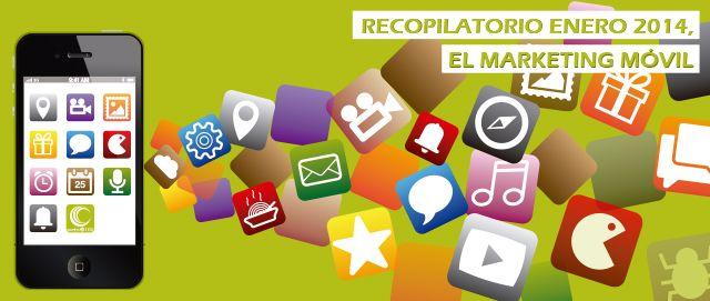 enero 2014 en websa100: el marketing móvil