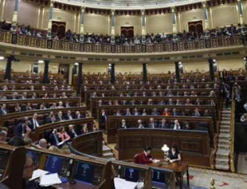 La presencia de los parlamentarios españoles en las redes sociales [Infografía]