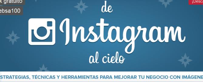 Ebook sobre Instagram para negocios