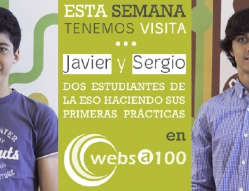 Prácticas 4+empresa en websa100