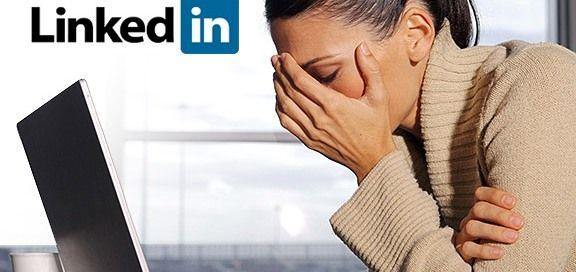 Los errores en LinkedIn más cometidos. Parte1