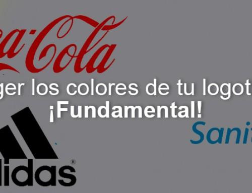Escoger los colores de tu logotipo… ¡Fundamental!