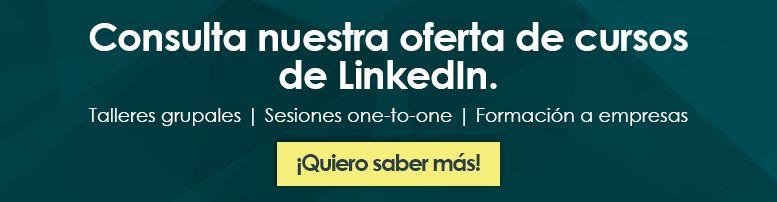Formación en LinkedIn