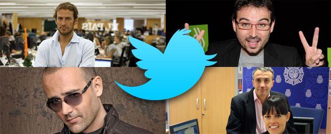 Tuiteros famosos