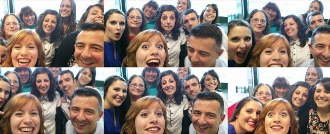 cómo hacer un buen selfie para tu pyme ejemplo