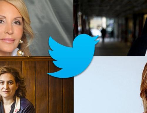 Las chicas son guerreras: Tuiteras con marca personal
