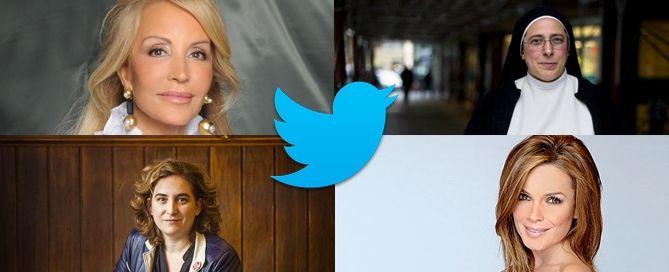 mujeres en twitter que arrasan