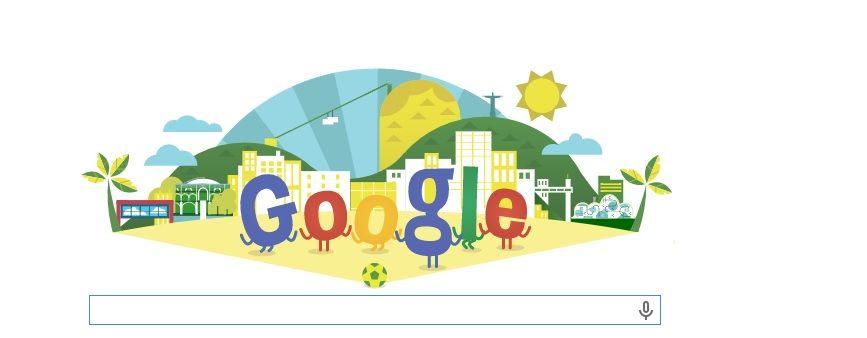 Doodle del Mundial 2014