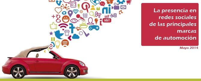 coches y redes sociales