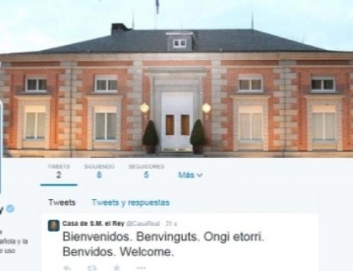 La Monarquía 2.0 promete: analizamos las primeras semanas de la Casa Real en Twitter
