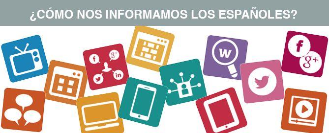¿Cómo nos informamos los españoles? Evolución de los medios de comunicación en España.