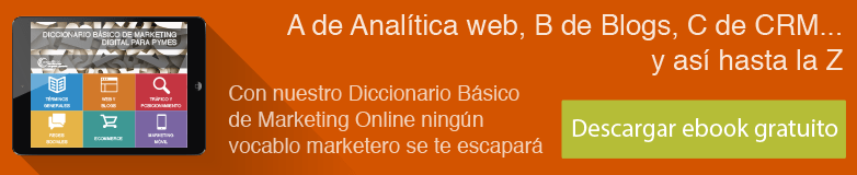 Descargar diccionario gratuito sobre marketing online