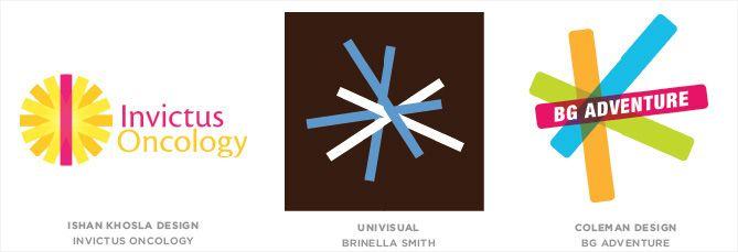 Tendencia en diseño de logotipos: Pompones