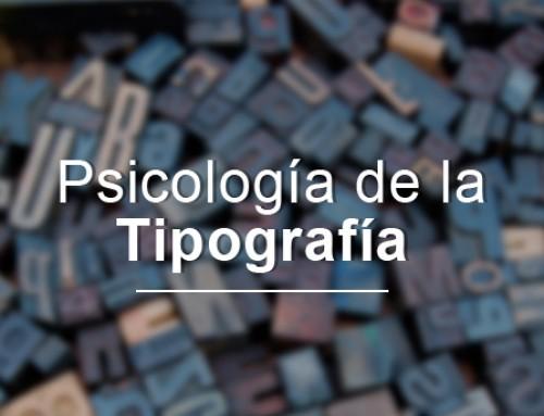 Psicología de la tipografía