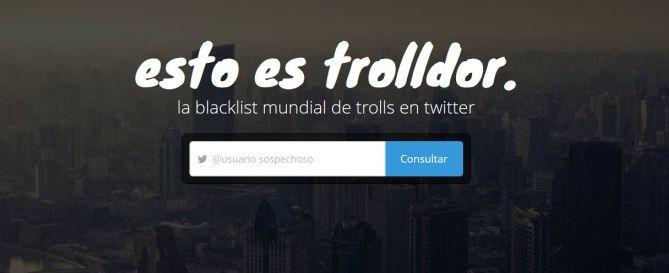 trolls en twitter