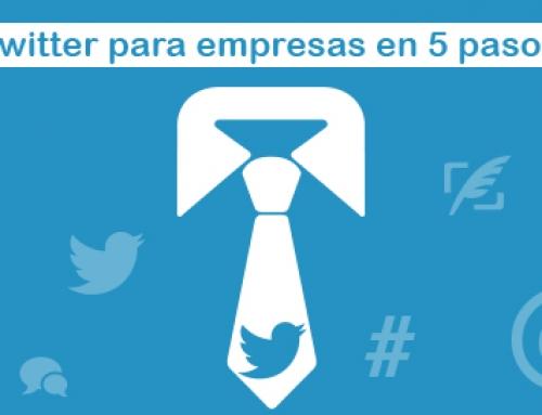 Twitter para empresas. Difunde tu mensaje en 140 caracteres con nuestro ebook