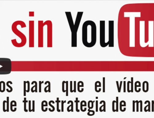 No sin Youtube. Motivos para que el vídeo forme parte de tu estrategia de marketing