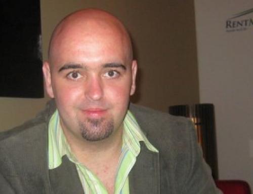 Hablando de economía con un bróker llamado David Corbacho