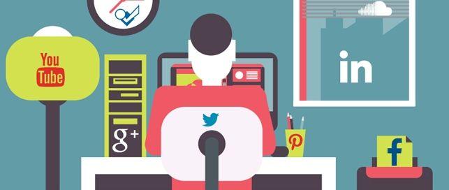 diez usos de las redes sociales