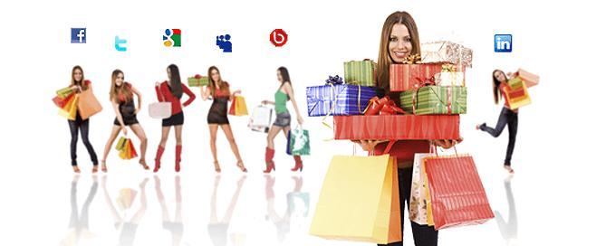 Social Shopping: todo lo que necesitas saber para beneficiarte de esta tendencia