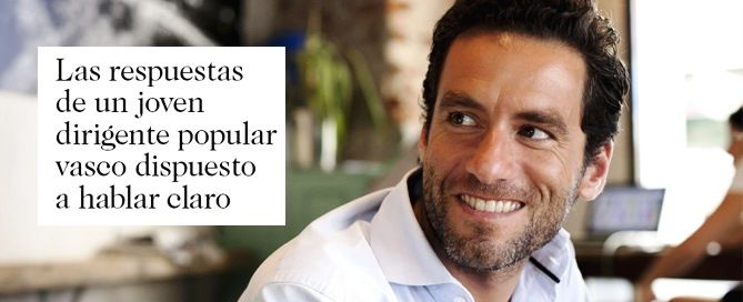 Entrevista a un liberal sin complejos: Borja Sémper, un político en las redes sociales