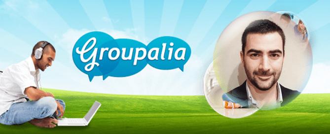 Hablando de redes sociales con Albert Bosch de Groupalia