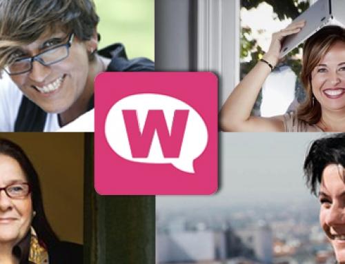 Mujeres en batalla, dentro y fuera de la red: Womenalia y las mujeres empresarias