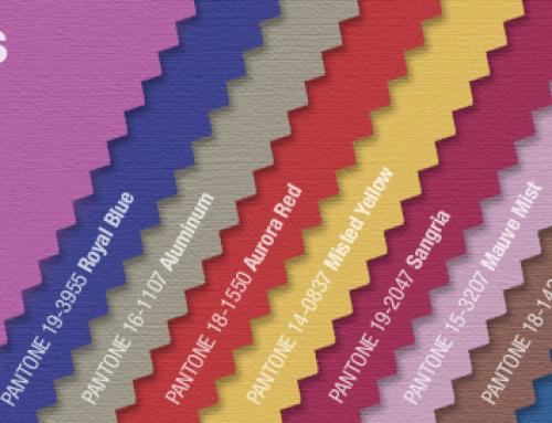 Colores Pantone Otoño 2014
