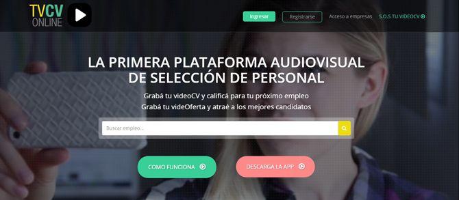 Video CV Online